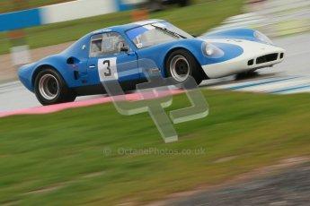 © Octane Photographic Ltd. HSCC Donington Park 18th May 2012. Guards Trophy for Sport Racing Cars. Steve Hodges - Chevron B8. Digital ref : 0247cb1d8333