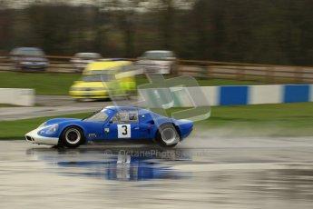 © Octane Photographic Ltd. HSCC Donington Park 18th May 2012. Guards Trophy for Sport Racing Cars. Steve Hodges - Chevron B8. Digital ref : 0247lw7d9048