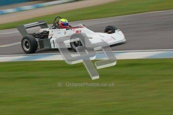© Octane Photographic Ltd. HSCC Donington Park 17th March 2012. Historic Formula Ford 2000 Championship. Russell Love - Reynard SF79. Digital ref : 0251cb1d8722