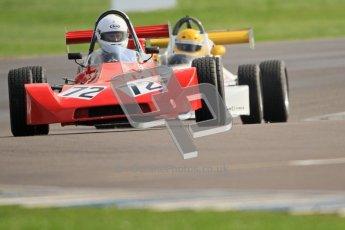 © Octane Photographic Ltd. HSCC Donington Park 17th March 2012. Historic Formula Ford 2000 Championship. Andrew Storer - Royal RP27. Digital ref : 0251cb7d6437
