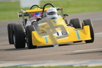 © Octane Photographic Ltd. HSCC Donington Park 17th March 2012. Historic Formula Ford 2000 Championship. Simon Toyne - Reynard SF77. Digital ref : 0251cb7d6444