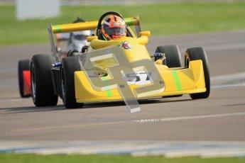 © Octane Photographic Ltd. HSCC Donington Park 17th March 2012. Historic Formula Ford 2000 Championship. David Wild - Reynard SF79. Digital ref : 0251cb7d6458