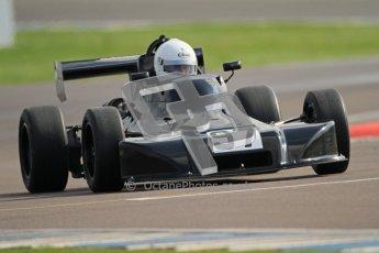 © Octane Photographic Ltd. HSCC Donington Park 17th March 2012. Historic Formula Ford 2000 Championship. Robert Tusting - Delta T79. Digital ref : 0251cb7d6467