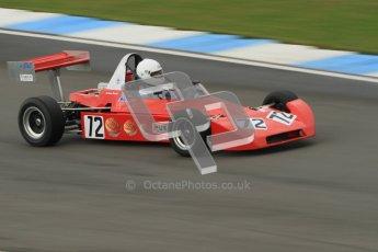 © Octane Photographic Ltd. HSCC Donington Park 17th March 2012. Historic Formula Ford 2000 Championship. Andrew Storer - Royale RP27.  Digital ref : 0251cb7d6604