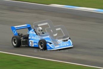 © Octane Photographic Ltd. HSCC Donington Park 17th March 2012. Historic Formula Ford 2000 Championship. Derek Watling - Reynard SF79. Digital ref : 0251cb7d6627