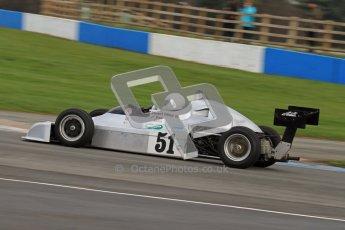 © Octane Photographic Ltd. HSCC Donington Park 17th March 2012. Historic Formula Ford 2000 Championship. Stuart Olley - Delta T79.  Digital ref : 0251lw7d1378