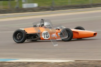 © Octane Photographic Ltd. HSCC Donington Park 17th March 2012. Historic Formula Ford Championship. Simon Toyne - Lola T200. Digital ref : 0240cb1d6765