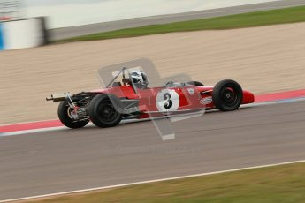 © Octane Photographic Ltd. HSCC Donington Park 17th March 2012. Historic Formula Ford Championship. John Murphy - Merlyn Mk20A  . Digital ref : 0240cb1d6846