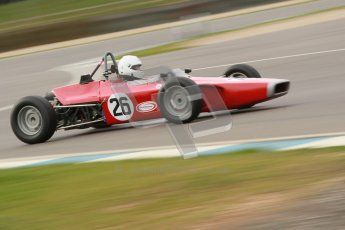 © Octane Photographic Ltd. HSCC Donington Park 17th March 2012. Historic Formula Ford Championship. John Slack - Lola T200 .  Digital ref : 0240cb1d6947