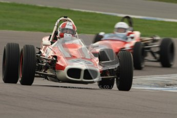 © Octane Photographic Ltd. HSCC Donington Park 17th March 2012. Historic Formula Ford Championship. Stuart Dix - CooperChinook. Digital ref : 0240cb7d3694
