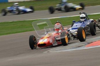 © Octane Photographic Ltd. HSCC Donington Park 17th March 2012. Historic Formula Ford Championship. Derek Rodger - Merlyn Mk11A/17. Digital ref : 0240cb7d3735