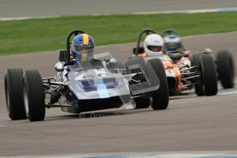© Octane Photographic Ltd. HSCC Donington Park 17th March 2012. Historic Formula Ford Championship. Digital ref : 0240cb7d3756