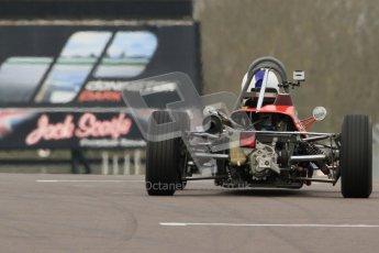 © Octane Photographic Ltd. HSCC Donington Park 17th March 2012. Historic Formula Ford Championship. Digital ref : 0240cb7d3788