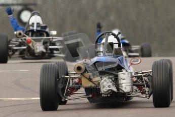 © Octane Photographic Ltd. HSCC Donington Park 17th March 2012. Historic Formula Ford Championship. Digital ref : 0240cb7d3836