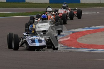 © Octane Photographic Ltd. HSCC Donington Park 17th March 2012. Historic Formula Ford Championship. Digital ref : 0240lw7d4326