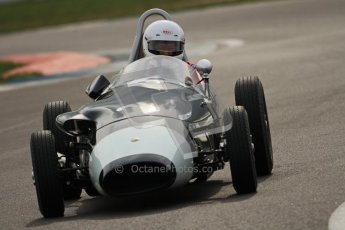 © Octane Photographic Ltd. HSCC Donington Park 17th March 2012. Historic Formula Junior Championship (Front engine). Digital ref : 0241cb7d4130