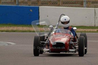 © Octane Photographic Ltd. HSCC Donington Park 17th March 2012. Historic Formula Junior Championship (Front engine). Digital ref : 0241lw7d5714