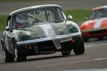© Octane Photographic Ltd. HSCC Donington Park 17th March 2012. Historic Road Sports Championship. Paul Tooms - Lotus Elan. Digital ref : 0242cb7d4204