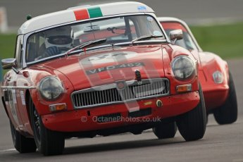 © Octane Photographic Ltd. HSCC Donington Park 17th March 2012. Historic Road Sports Championship. Digital ref : 0242cb7d4267