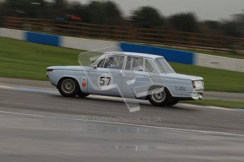 © Octane Photographic Ltd. HSCC Donington Park 18th March 2012. Historic Touring car Championship (over 1600cc). Jonathan Gomm - BMW 1800TI. Digital ref : 0249lw7d9892