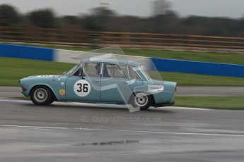 © Octane Photographic Ltd. HSCC Donington Park 18th March 2012. Historic Touring car Championship (over 1600cc). Richard Cross - Triumph 2000 Mk1. Digital ref : 0249lw7d9958