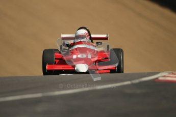 © 2012 Octane Photographic Ltd. HSCC Historic Super Prix - Brands Hatch - 30th June 2012. HSCC - Classic Formula 3 - Qualifying. Bernard Honnorat - Ralt RT3. Digital Ref: 0381lw1d8184