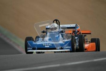© 2012 Octane Photographic Ltd. HSCC Historic Super Prix - Brands Hatch - 30th June 2012. HSCC - Classic Formula 3 - Qualifying. Jp Eynard Machet - Martini Mk.31. Digital Ref: 0381lw1d8196
