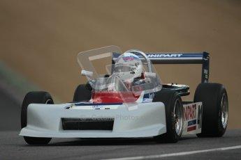 © 2012 Octane Photographic Ltd. HSCC Historic Super Prix - Brands Hatch - 30th June 2012. HSCC - Classic Formula 3 - Qualifying. Noel Delplanque - March 793. Digital Ref: 0381lw1d8223
