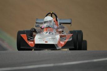 © 2012 Octane Photographic Ltd. HSCC Historic Super Prix - Brands Hatch - 30th June 2012. HSCC - Classic Formula 3 - Qualifying. Digital Ref: 0381lw1d8236