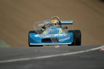 © 2012 Octane Photographic Ltd. HSCC Historic Super Prix - Brands Hatch - 30th June 2012. HSCC - Classic Formula 3 - Qualifying. Digital Ref: 0381lw1d8250