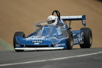 © 2012 Octane Photographic Ltd. HSCC Historic Super Prix - Brands Hatch - 30th June 2012. HSCC - Classic Formula 3 - Qualifying. Jp Eynard Machet - Martini Mk.31. Digital Ref: 0381lw1d8374