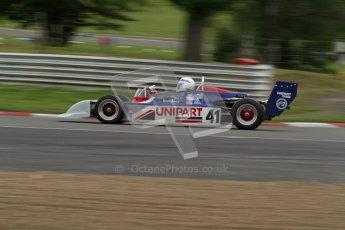 © 2012 Octane Photographic Ltd. HSCC Historic Super Prix - Brands Hatch - 30th June 2012. HSCC Classic Formula 3 - Qualifying. Noel Delplanque - March 793. Digital Ref: 0377lw7d4288