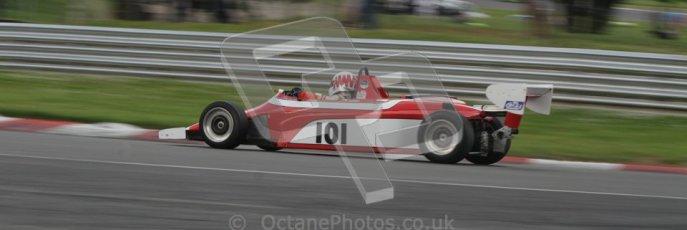 © 2012 Octane Photographic Ltd. HSCC Historic Super Prix - Brands Hatch - 30th June 2012. HSCC Classic Formula 3 - Qualifying. Bernard Honnorat - Ralt RT3. Digital Ref: 0377lw7d4368