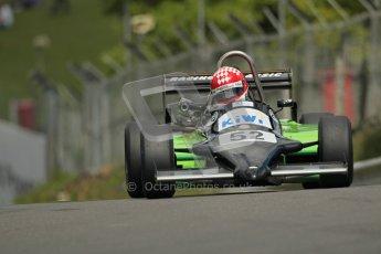 © 2012 Octane Photographic Ltd. HSCC Historic Super Prix - Brands Hatch - 30th June 2012. HSCC Derek Bell Trophy - Qualifying. Fabrice Notari - Ralt RT3. Digital Ref : 0376lw1d0059