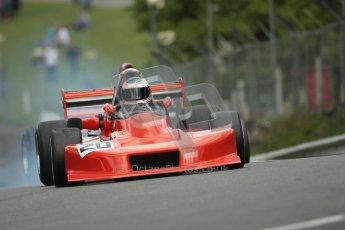 © 2012 Octane Photographic Ltd. HSCC Historic Super Prix - Brands Hatch - 30th June 2012. HSCC Derek Bell Trophy - Qualifying. Matthew Dunne - March Atlantic. Digital Ref : 0376lw1d0097