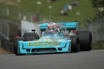 © 2012 Octane Photographic Ltd. HSCC Historic Super Prix - Brands Hatch - 30th June 2012. HSCC Derek Bell Trophy - Qualifying. Simon Taylor - Chevron B28. Digital Ref : 0376lw1d0113