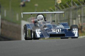 © 2012 Octane Photographic Ltd. HSCC Historic Super Prix - Brands Hatch - 30th June 2012. HSCC Derek Bell Trophy - Qualifying. John Harrison - Mallock Mk21. Digital Ref : 0376lw1d9773