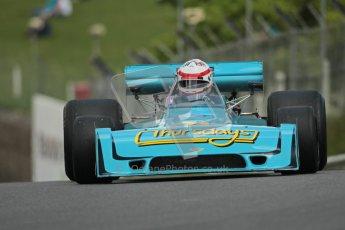 © 2012 Octane Photographic Ltd. HSCC Historic Super Prix - Brands Hatch - 30th June 2012. HSCC Derek Bell Trophy - Qualifying. Simon Taylor - Chevron B28. Digital Ref : 0376lw1d9780