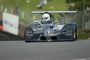 © 2012 Octane Photographic Ltd. HSCC Historic Super Prix - Brands Hatch - 30th June 2012. HSCC Derek Bell Trophy - Qualifying. Mark Charteris - Mallock Mk20/21. Digital Ref : 0376lw1d9829