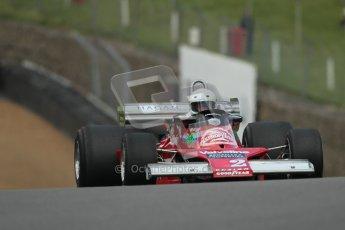 © 2012 Octane Photographic Ltd. HSCC Historic Super Prix - Brands Hatch - 30th June 2012. HSCC Derek Bell Trophy - Qualifying. James Hagan - Ensign N177. Digital Ref : 0376lw1d9840