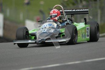 © 2012 Octane Photographic Ltd. HSCC Historic Super Prix - Brands Hatch - 30th June 2012. HSCC Derek Bell Trophy - Qualifying. Fabrice Notari - Ralt RT3. Digital Ref : 0376lw1d9859