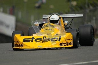 © 2012 Octane Photographic Ltd. HSCC Historic Super Prix - Brands Hatch - 30th June 2012. HSCC Derek Bell Trophy - Qualifying. Andrew Smith - March 79B. Digital Ref : 0376lw1d9886