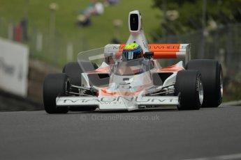 © 2012 Octane Photographic Ltd. HSCC Historic Super Prix - Brands Hatch - 30th June 2012. HSCC Derek Bell Trophy - Qualifying. Neil Glover - Lola T330/332. Digital Ref : 0376lw1d9914