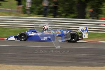 © 2012 Octane Photographic Ltd. HSCC Historic Super Prix - Brands Hatch - 30th June 2012. HSCC - Derek Bell Trophy - Qualifying. Michael Lyons - Hesketh 308E. Digital Ref: 0381lw7d4915