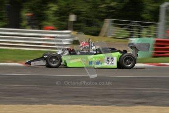 © 2012 Octane Photographic Ltd. HSCC Historic Super Prix - Brands Hatch - 30th June 2012. HSCC - Derek Bell Trophy - Qualifying. Fabrice Notari - Ralt RT3. Digital Ref: 0381lw7d4931