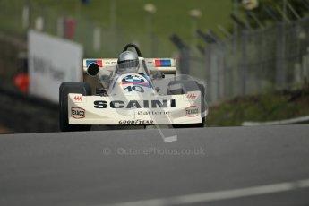 © 2012 Octane Photographic Ltd. HSCC Historic Super Prix - Brands Hatch - 30th June 2012. HSCC Grandstand Motor Sport Historic Formula 2 - Qualifying. Max Blees - March 752. Digital Ref: 0377lw1d8941