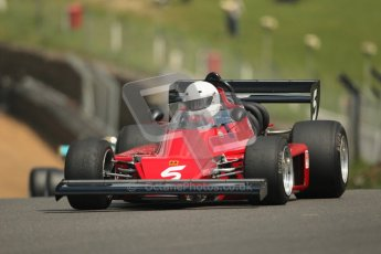© 2012 Octane Photographic Ltd. HSCC Historic Super Prix - Brands Hatch - 30th June 2012. HSCC Grandstand Motor Sport Historic Formula 2 - Qualifying. Mike Barnby - Modus M7. Digital Ref: 0377lw1d8996