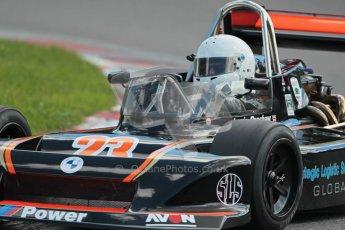 © 2012 Octane Photographic Ltd. HSCC Historic Super Prix - Brands Hatch - 30th June 2012. HSCC Grandstand Motor Sport Historic Formula 2 - Qualifying. Jamie Brashaw - March 782. Digital Ref: 0377lw1d9140