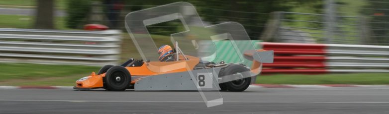 © 2012 Octane Photographic Ltd. HSCC Historic Super Prix - Brands Hatch - 30th June 2012. HSCC Grandstand Motor Sport Historic Formula 2 - Qualifying. Garry Diver - March 79B. Digital Ref: 0377lw7d4371