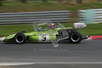 © 2012 Octane Photographic Ltd. HSCC Historic Super Prix - Brands Hatch - 30th June 2012. HSCC Historic Formula 2 - Qualifying. Ian Gray. Brabham BT30 Digital Ref: 0381lw7d4664